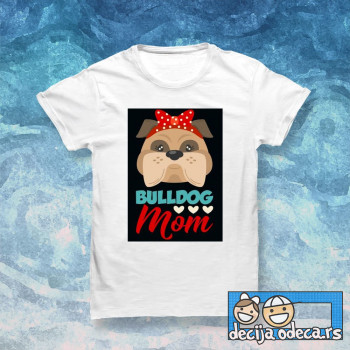 Bulldog Mom-slike